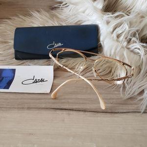 CAZAL - glasses & case